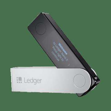 LE LEDGER NANO X