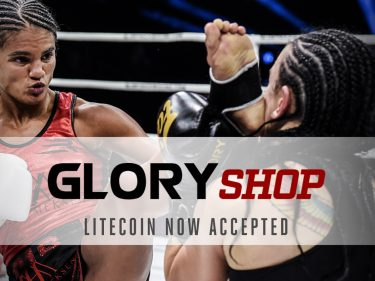 Litecoin (LTC) sera la Cryptomonnaie Officielle de la Ligue de Kickboxing Glory