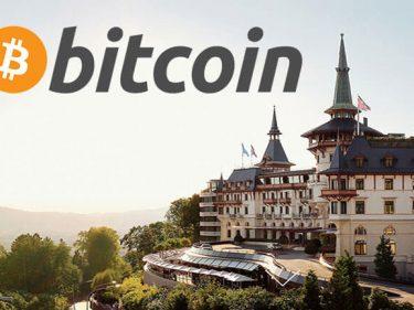 L'hôtel 5 étoiles Suisse Le Dolder Grand va accepter les paiements en Bitcoin