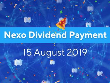 Nexo a reversé des dividendes en crypto aux porteurs du jeton Nexo