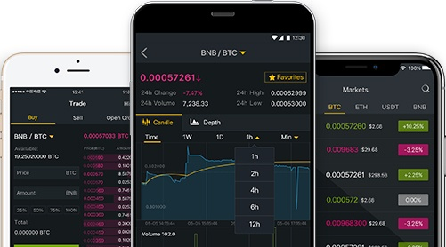 application mobile binance iphone