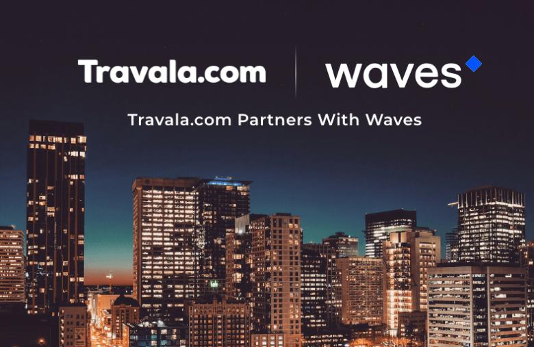 Travala.com devient le partenaire de voyage officiel de la plateforme Waves