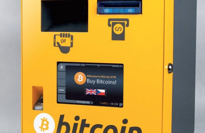 Vendre du Bitcoin à un distributeur automatique de Bitcoin