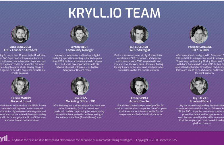 équipe kryll