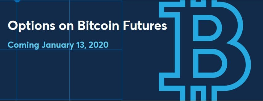 CME Group va lancer ses Bitcoin Options le 13 janvier 2020