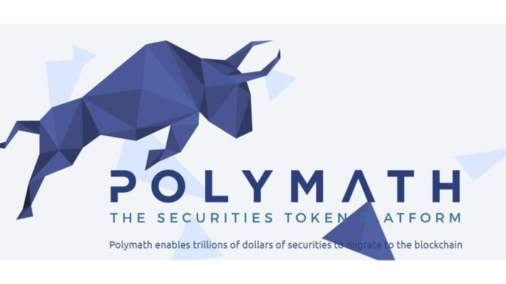 La startup crypto Polymath annonce qu