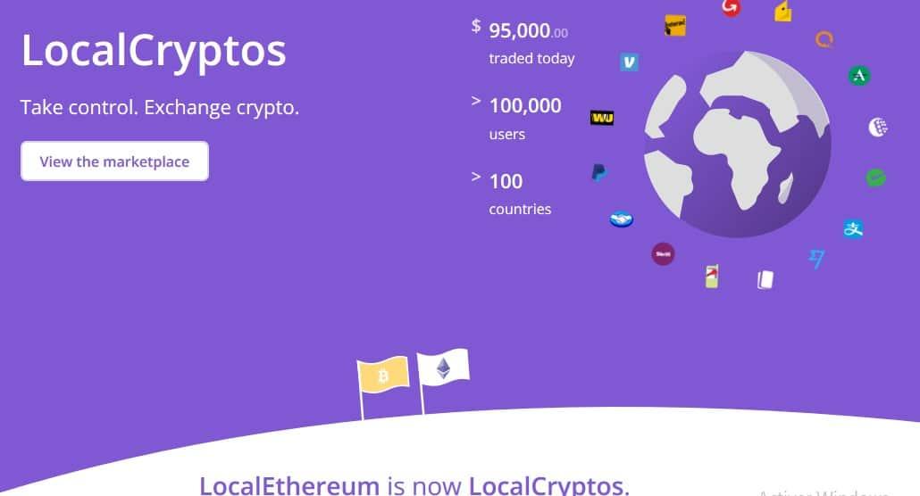 LocalEthereum passe au trading Bitcoin et s