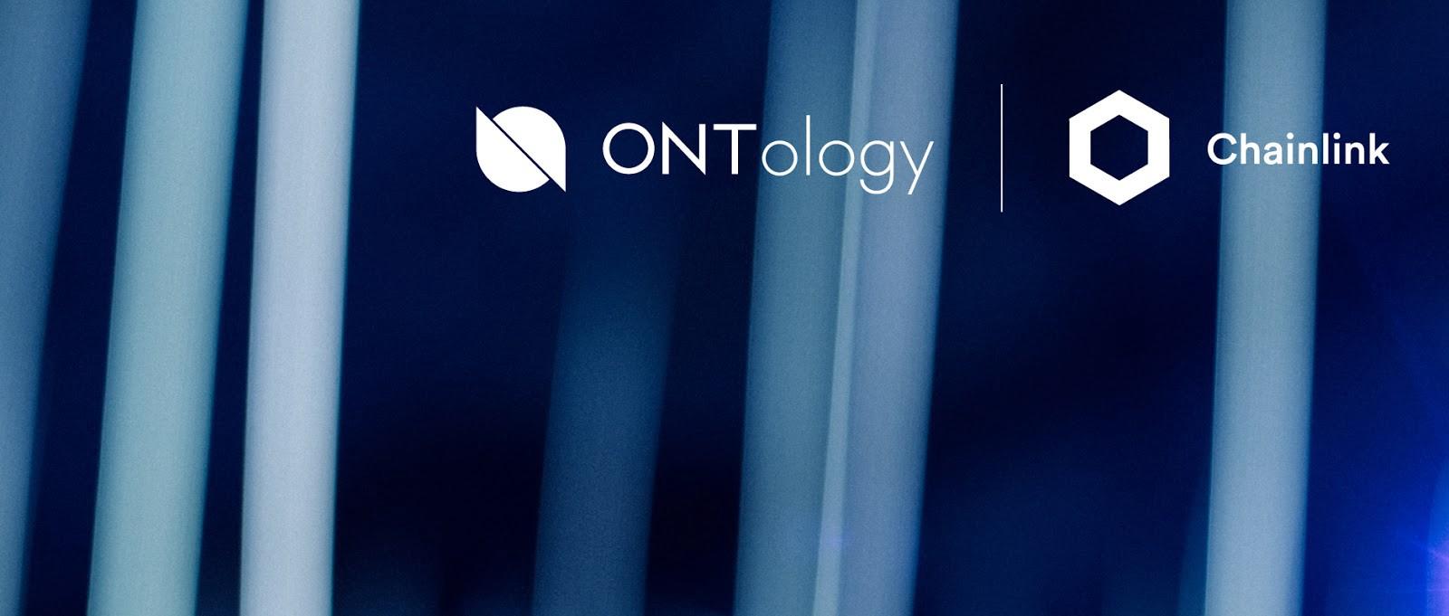Ontology (ONT) annonce un partenariat avec Chainlink (LINK)