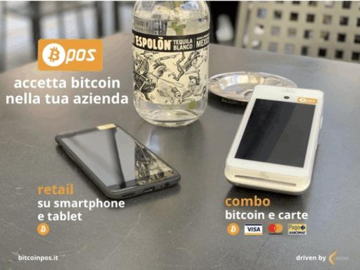 Un supermarché en Italie accepte le paiement en Bitcoin pour ses clients