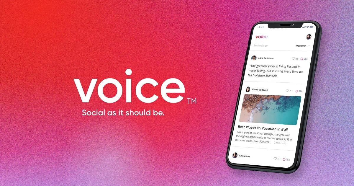 EOS lancera version Beta de son réseau social blockchain Voice en février 2020