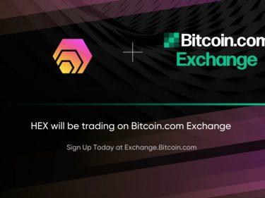 L'échange crypto Bitcoin.com liste le projet controversé HEX de Richard Heart