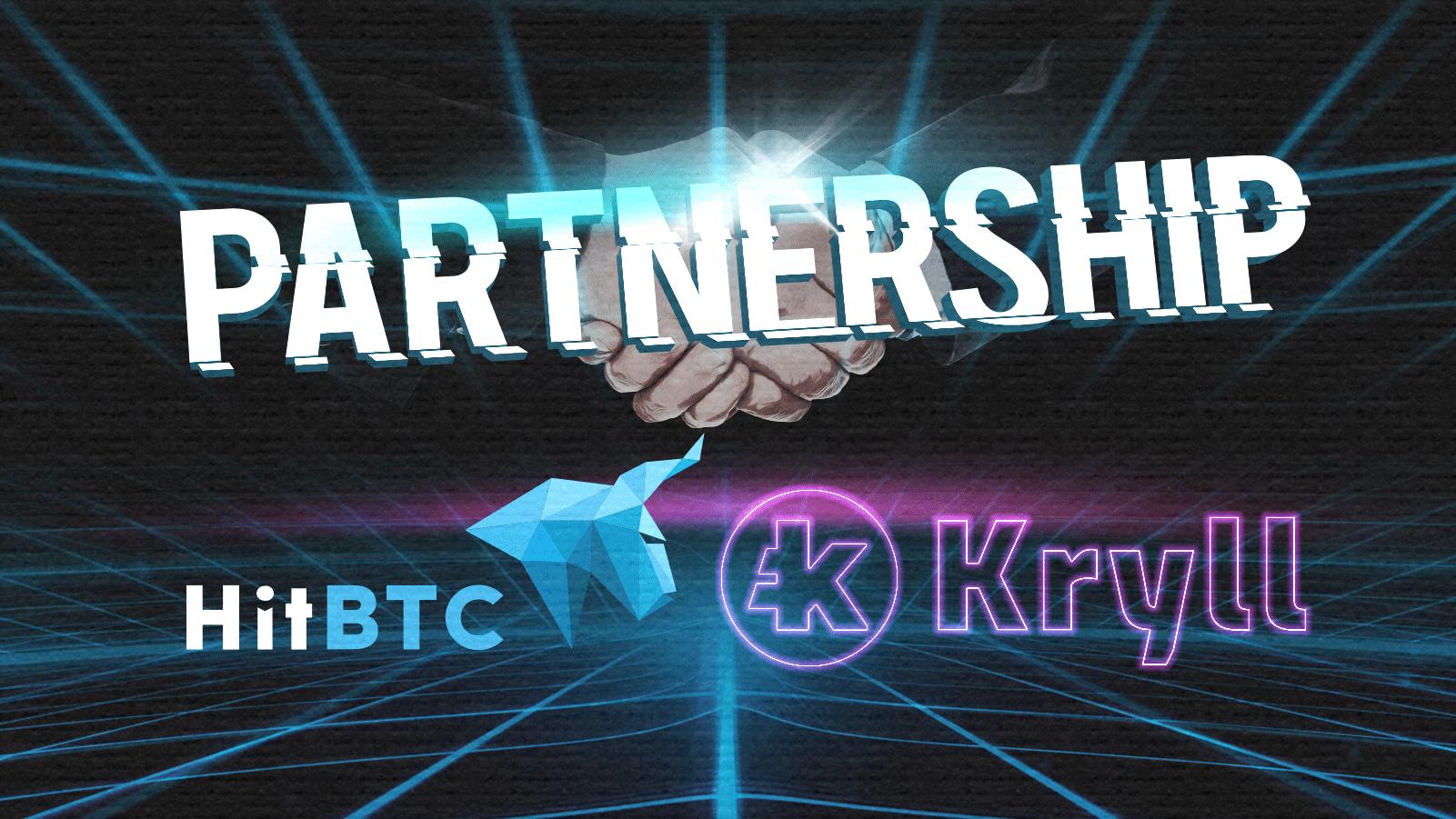 L'échange crypto HitBTC liste la cryptomonnaie KRYLL (KRL)