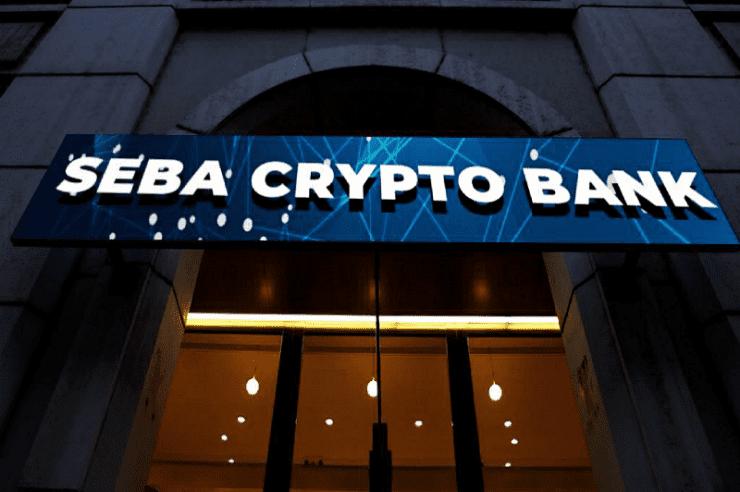 La banque crypto SEBA débarque en France