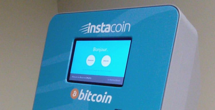 Les distributeurs automatiques de Bitcoin Instacoin proposent désormais des stablecoins tels que Tether (USDT) ou DAI