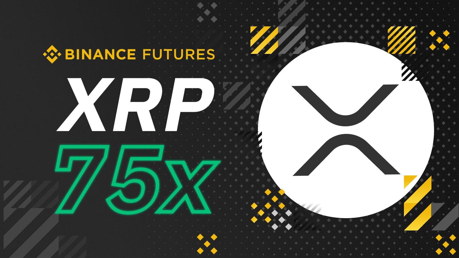 Après Ethereum Futures, Binance lance les Ripple XRP Futures XRP USDT