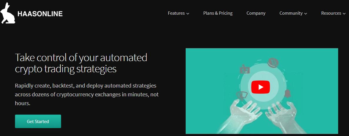 Crypto bot Haasbot
