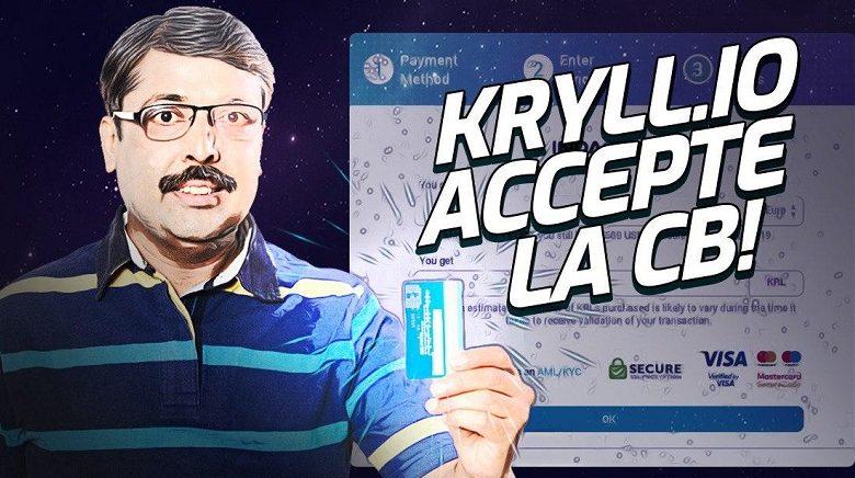 Kryll ajoute paiement par carte bancaire sur sa plateforme crypto trading automatisé