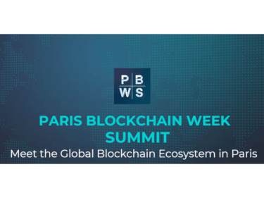 Le Paris Blockchain Week Summit (PBWS), 31 mars au 1er avril 2020, annonce liste des intervenants