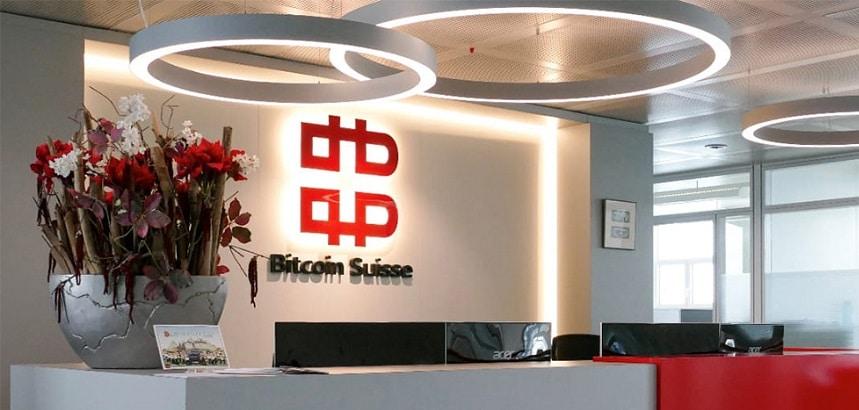 Le courtier crypto Bitcoin Suisse prépare une IPO