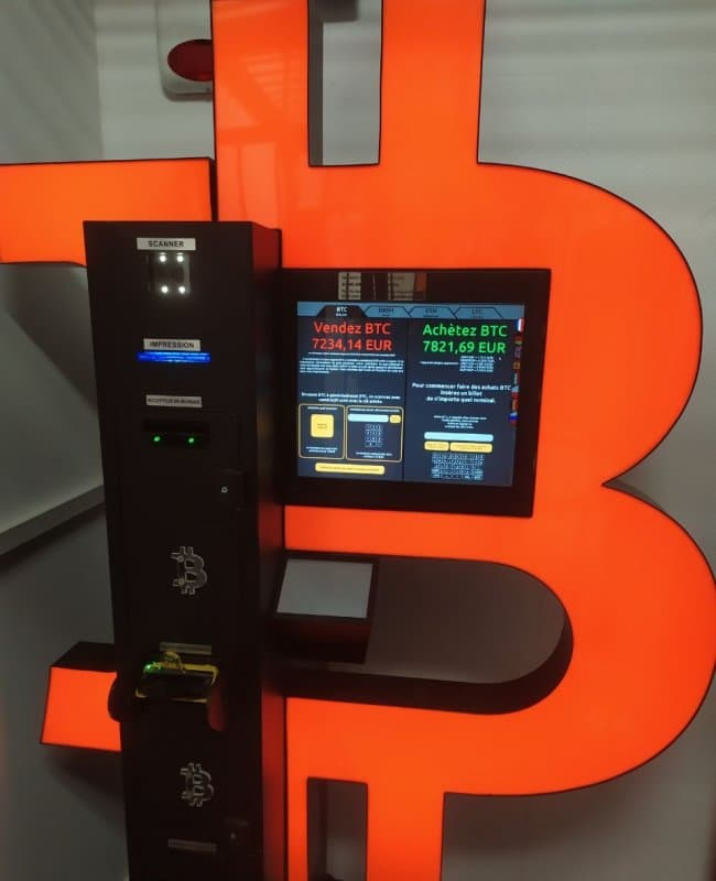 distributeur bitcoin lille france