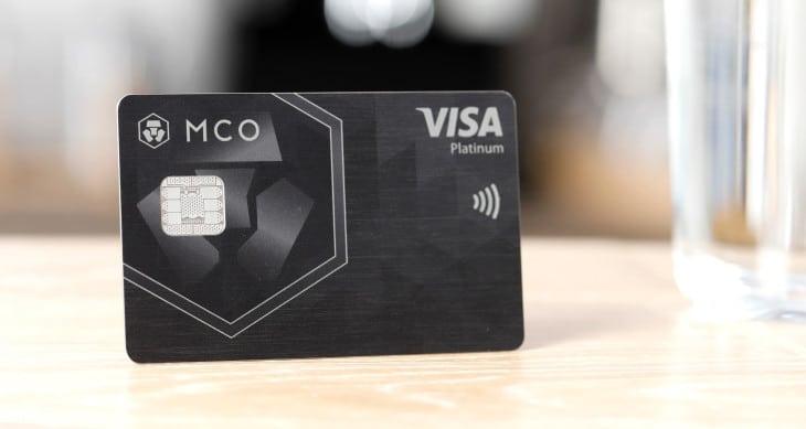 échange crypto monnaie carte bancaire mco