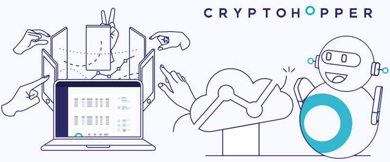 Cryptohopper 2020 avis et review du bot crypto Bitcoin