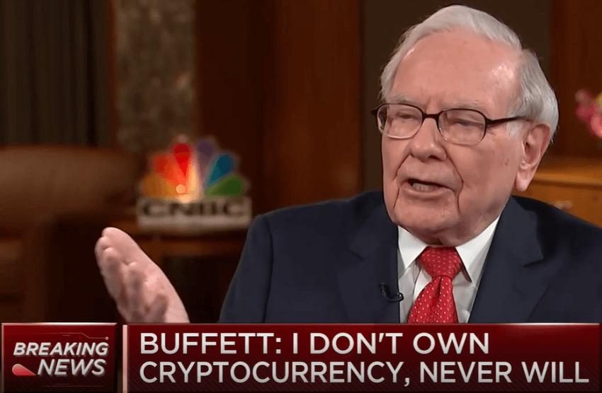 Justin Sun de Tron confirme que Warren Buffett possède toujours le Bitcoin qu