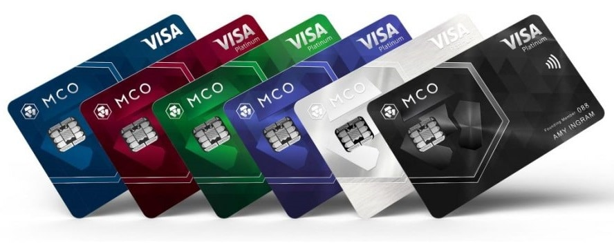 La carte bancaire Bitcoin Crypto com