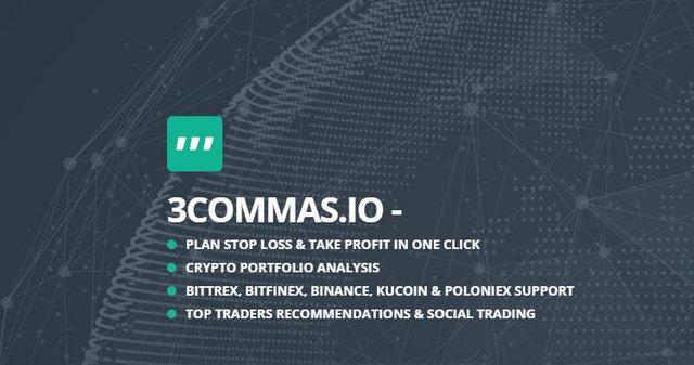 Avis et review du bot crypto 3commas 2020 (Avantages, fonctions, prix)