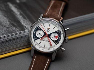 Breitling va utiliser la technologie Blockchain Arianee pour l'identité numérique de ses montres de luxe