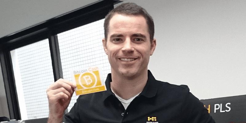 Roger Ver de Bitcoin Cash s