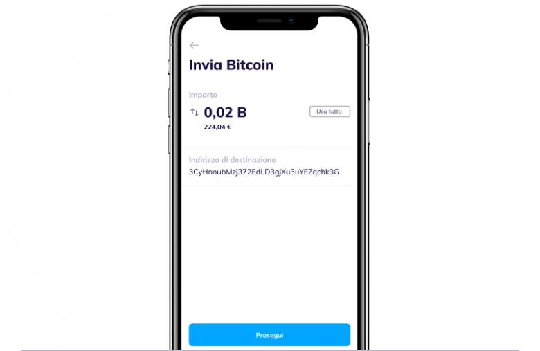 trading bitcoin italie