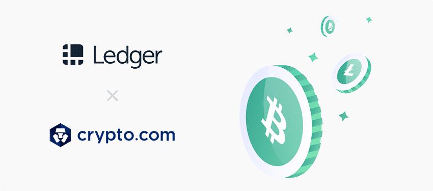 Ledger intègre Crypto.com Pay comme solution de paiement