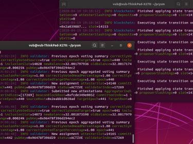 Vitalik Buterin appelle la communauté crypto à participer au testnet d'Ethereum 2.0 sur Prysmatic Labs