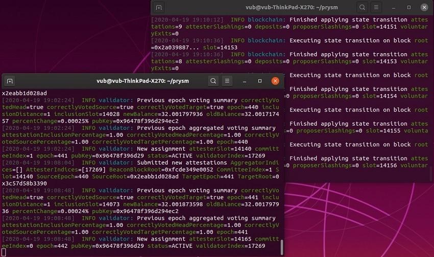 Vitalik Buterin appelle la communauté crypto à participer au testnet d