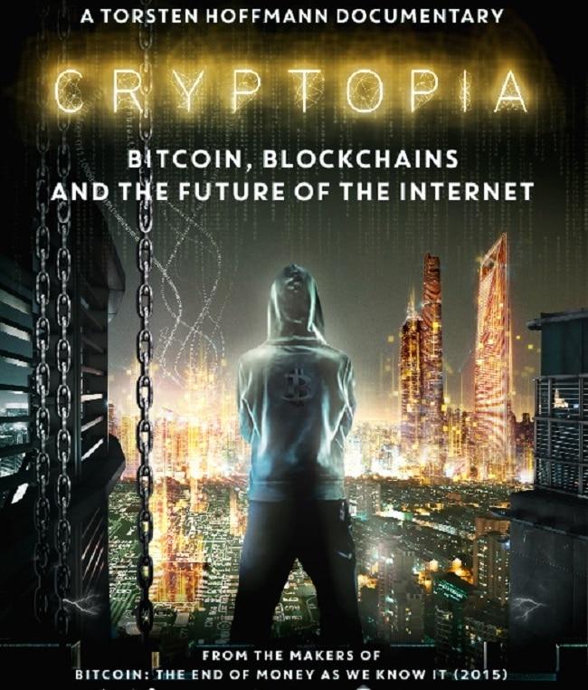 Cryptopia, le nouveau film documentaire sur Bitcoin et la blockchain de Torsten Hoffmann