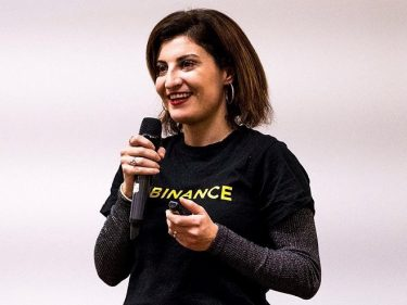 Interview de Lucia, Community Manager France chez Binance, qui nous en dit plus sur son rôle et le développement de Binance en France