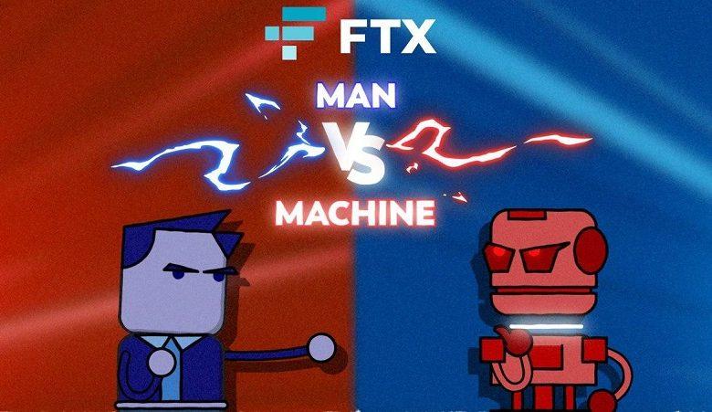 L'échange Bitcoin FTX organise une compétition de trading homme contre bot crypto