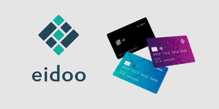 La carte bancaire Bitcoin Eidoo sera émise par Visa
