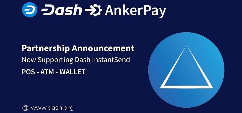 La cryptomonnaie Dash s