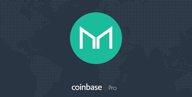 La cryptomonnaie Maker (MKR) arrive sur Coinbase Pro le 8 juin 2020