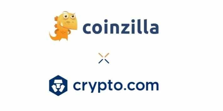 La régie publicitaire crypto Coinzilla intègre Crypto.com comme solution de paiement