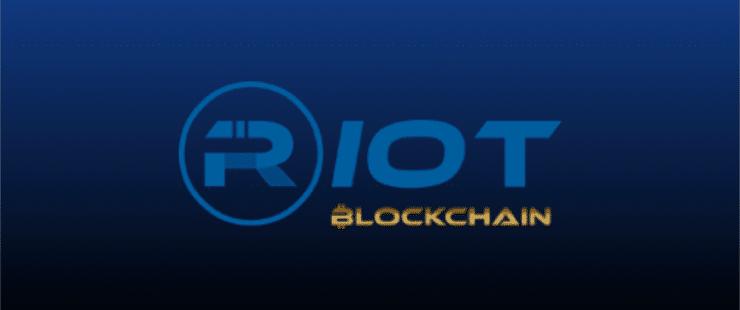 La société de minage Bitcoin Riot Blockchain annonce l