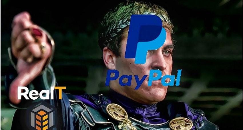 PayPal désactive les paiements de la plateforme Ethereum RealT spécialisée dans la tokénisation de biens immobiliers