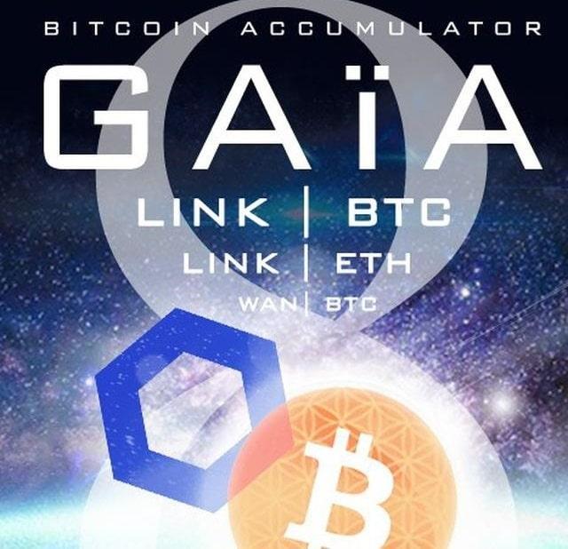 Stratégies trading Gaia sur Kryll