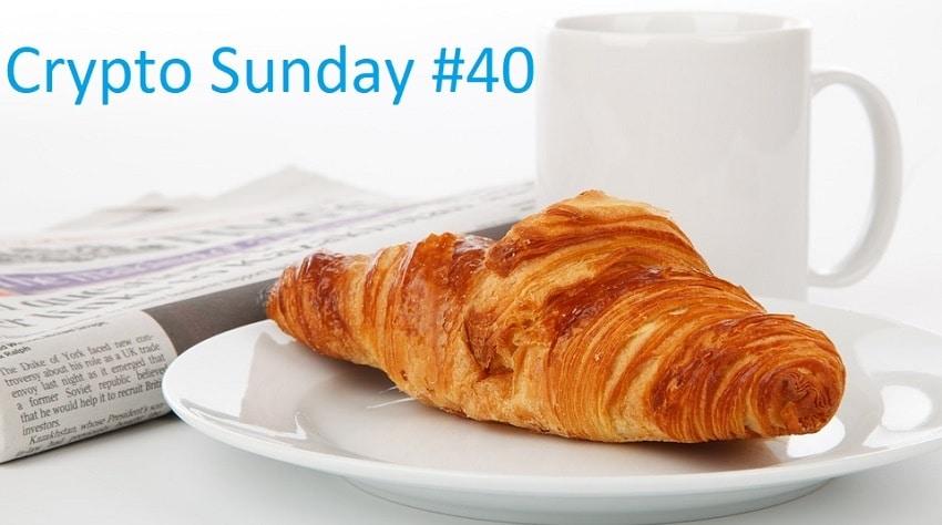 Crypto Sunday #40 – Les news Bitcoin de la semaine mais aussi Kraken, la DeFi, Chainlink ou WhatsApp
