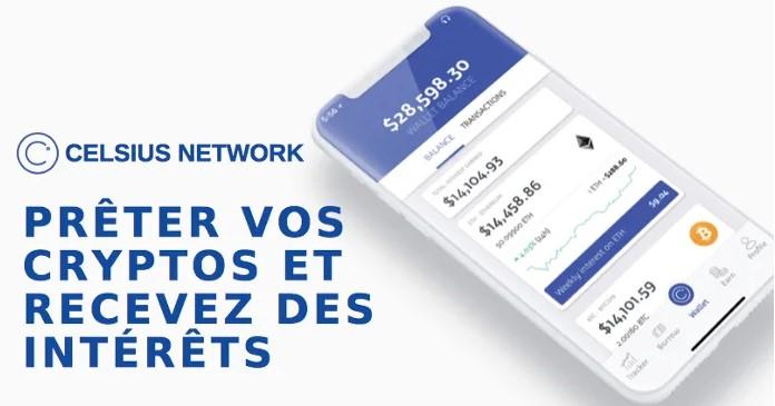 La fintech Celsius Network lève 10 M$ avec Tether en tant qu