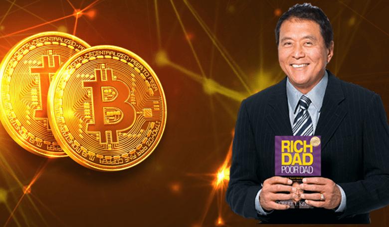 L'auteur du livre Père, Riche Père Pauvre explique pourquoi il achète du Bitcoin