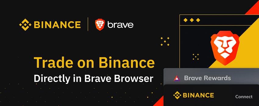 Le navigateur web Brave ajoutait automatiquement son lien d