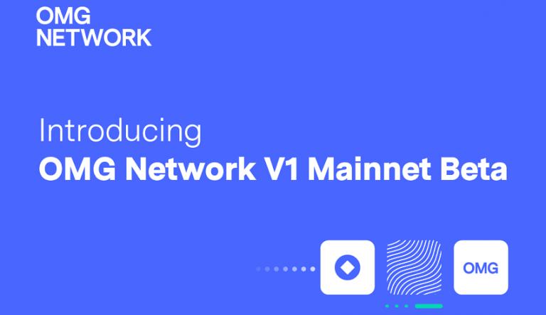 OmiseGO devient OMG Network et lance son mainnet V1 Beta